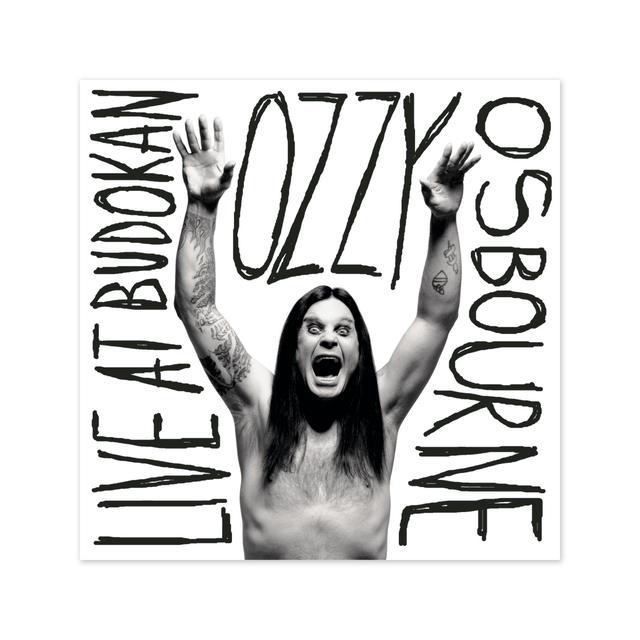Ozzy Osbourne Live At Budokan DVD