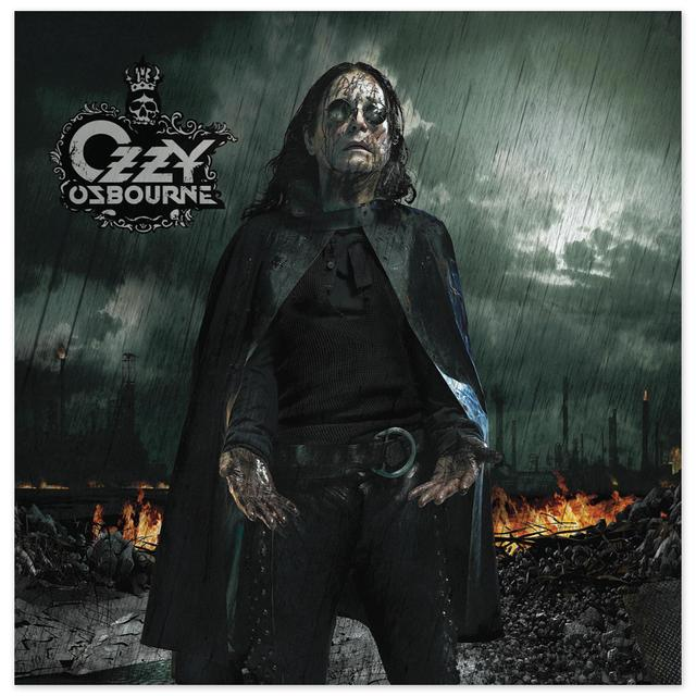 Ozzy Osbourne Black Rain CD