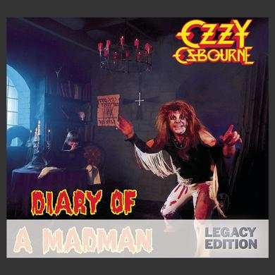 Ozzy Osbourne Diary Of A Madman (Legacy Edition) CD