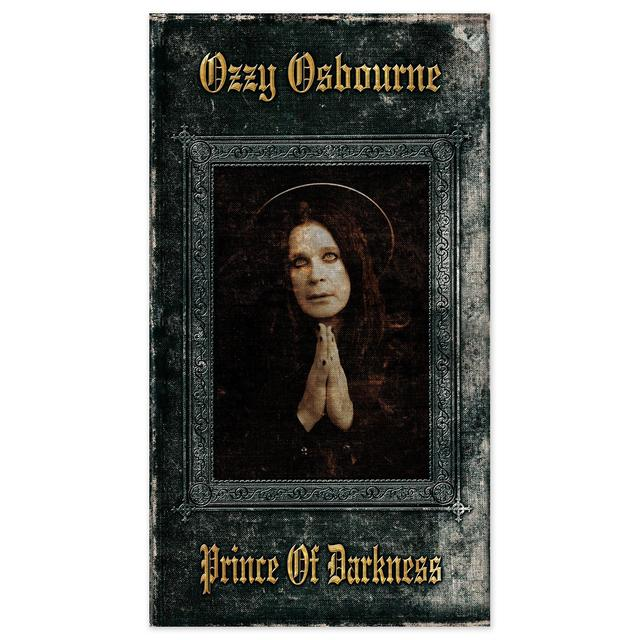 Ozzy Osbourne Prince Of Darkness CD