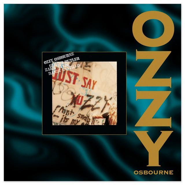 Ozzy Osbourne Just Say Ozzy CD