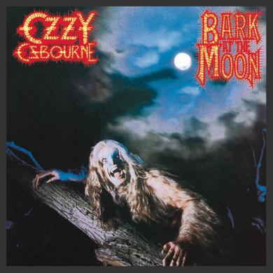 Ozzy Osbourne Bark At The Moon CD