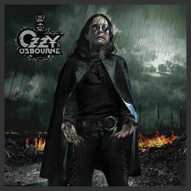 Ozzy Osbourne Black Rain CD