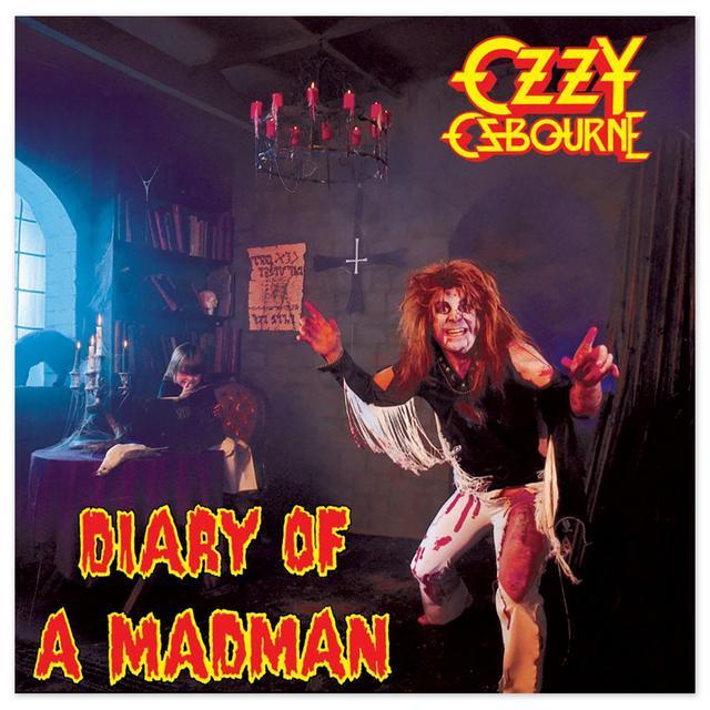 Ozzy Osbourne Diary Of A Madman CD