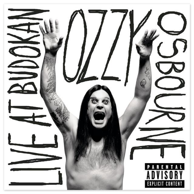 Ozzy Osbourne Live At Budokan [Explicit] CD