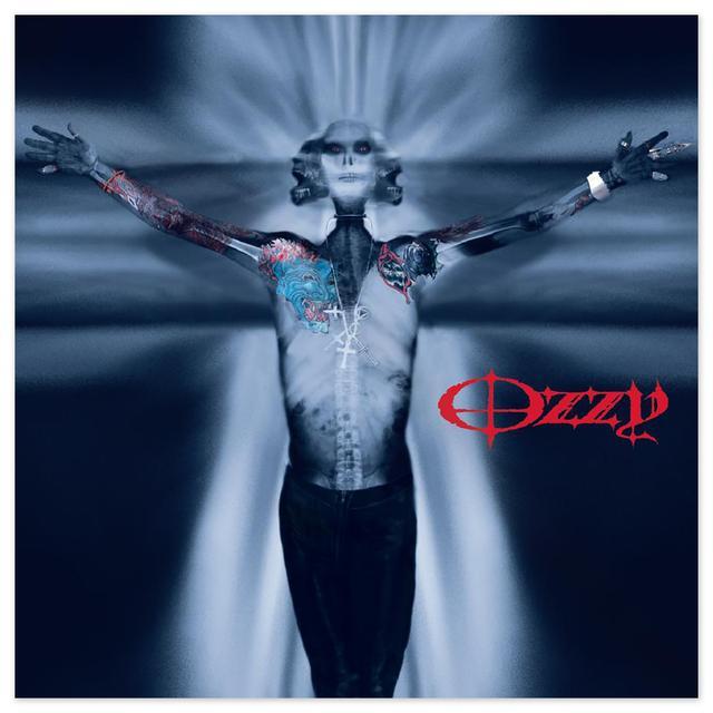 Ozzy Osbourne Down To Earth CD