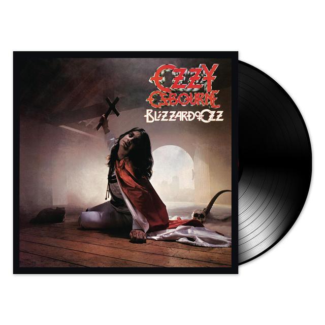 Ozzy Osbourne Blizzard Of Ozz LP