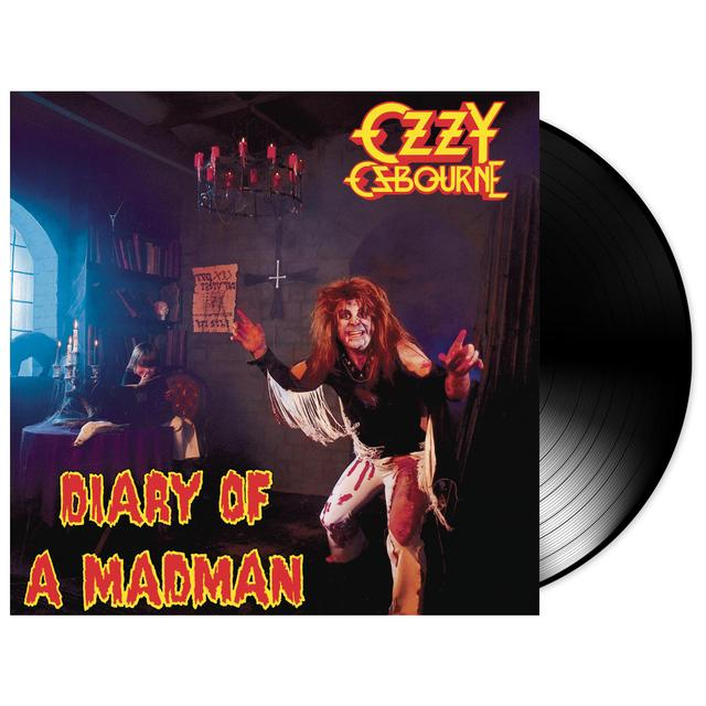 Ozzy Osbourne Diary Of A Madman LP