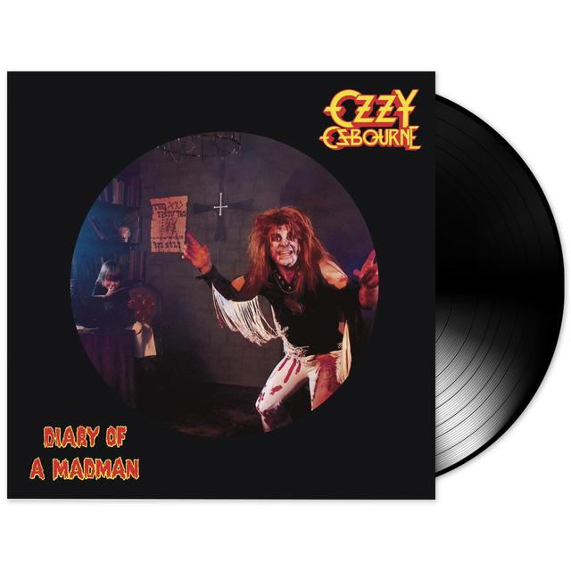 Ozzy Osbourne Diary Of A Madman (Picture Disc) LP