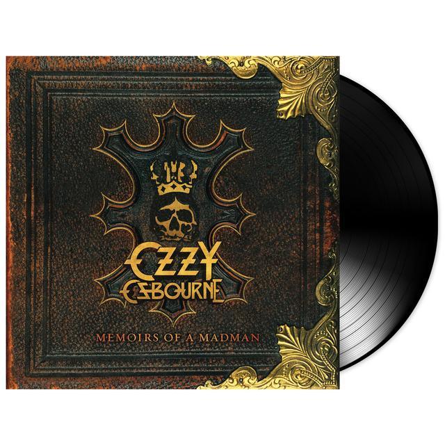 Ozzy Osbourne Memoirs Of A Madman 180g LP