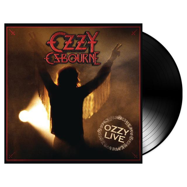 Ozzy Osbourne Ozzy Live LP