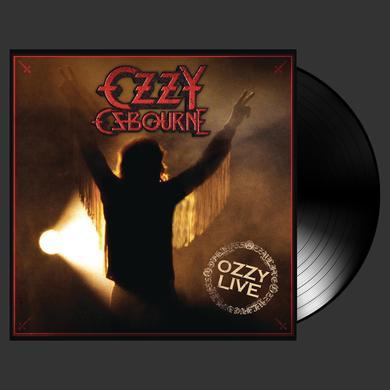 Ozzy Osbourne Ozzy Live LP (Vinyl)