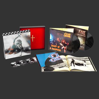 Ozzy Osbourne Blizzard Of Ozz / Diary Of A Madman - 30th Anniversary CD