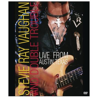 Stevie Ray Vaughan Live from Austin, TX DVD