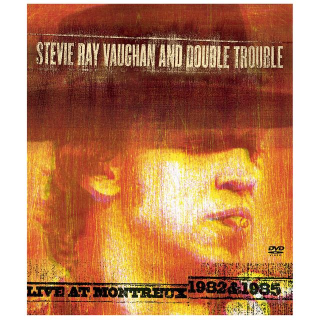 Stevie Ray Vaughan Live At Montreux 1982 & 1985 DVD