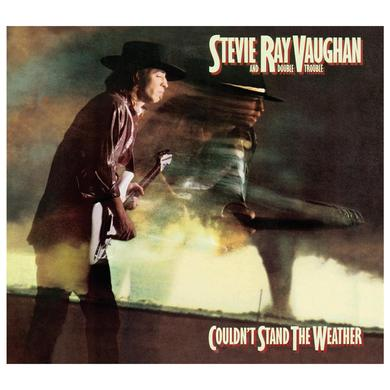 Stevie Ray Vaughan Couldn't Stand The Weather (Legacy Edition) CD