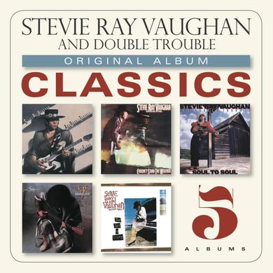 Stevie Ray Vaughan Original Classics CD