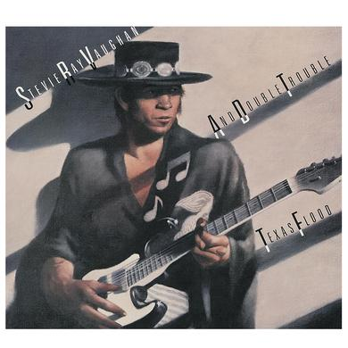 Stevie Ray Vaughan Texas Flood (Legacy Edition) CD