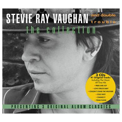 Stevie Ray Vaughan The Collection CD