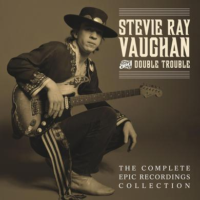 Stevie Ray Vaughan The Complete Epic Recordings Collection CD