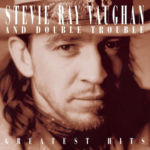 Stevie Ray Vaughan Greatest Hits CD