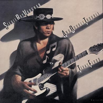 Stevie Ray Vaughan Texas Flood CD