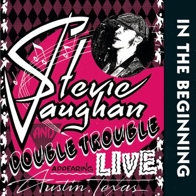 Stevie Ray Vaughan In The Beginning CD