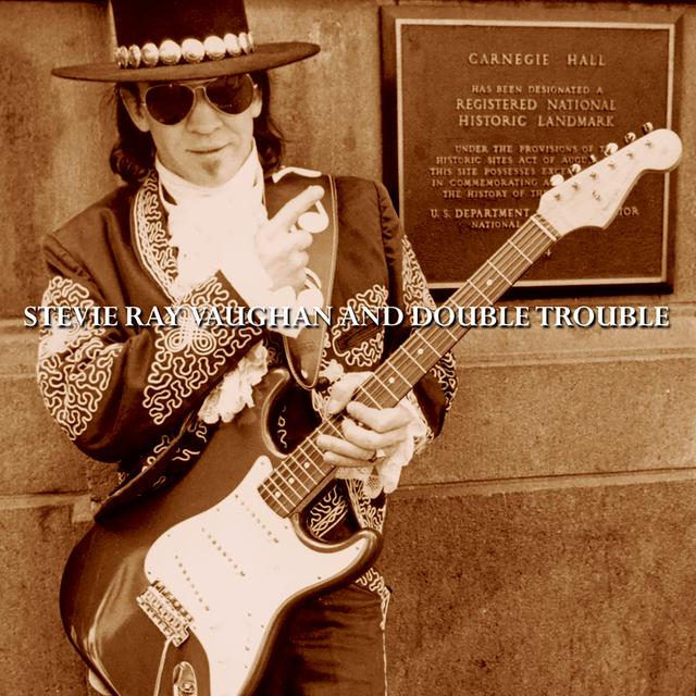 Stevie Ray Vaughan Live At Carnegie Hall CD