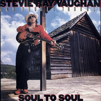 Stevie Ray Vaughan Soul To Soul CD