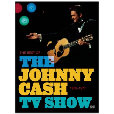 The Best Of The Johnny Cash TV Show DVD
