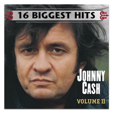 Johnny Cash 16 Biggest Hits Volume II CD