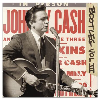 Johnny Cash Bootleg 3: Live Around The World CD