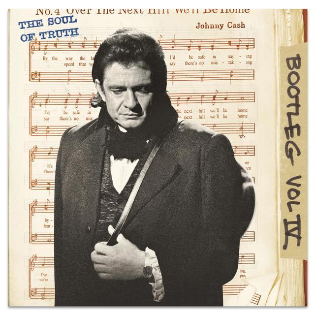 Johnny Cash Bootleg Vol. IV: The Soul Of Truth CD