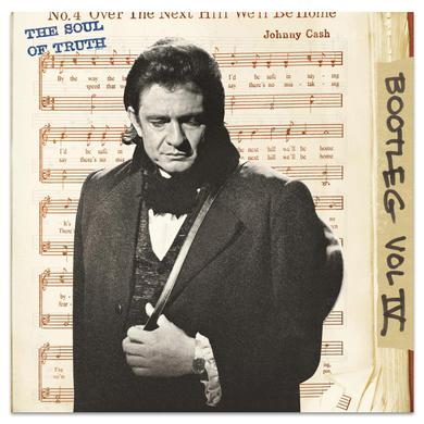 Johnny Cash Bootleg Vol. IV: The Soul Of Truth CD