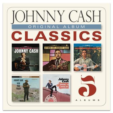 Johnny Cash Original Album Classics CD
