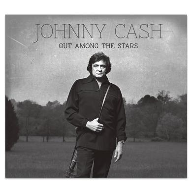Johnny Cash Out Among The Stars CD