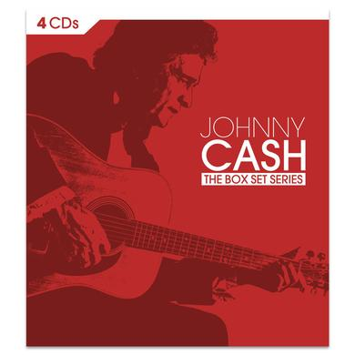 Johnny Cash The Box Set Series CD