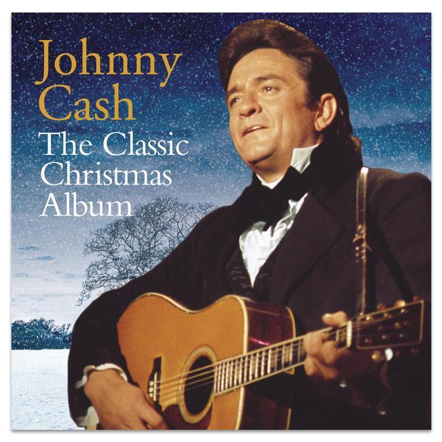 Johnny Cash The Classic Christmas Album CD