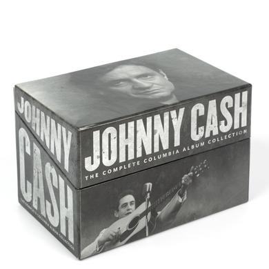 Johnny Cash The Complete Columbia Collection CD