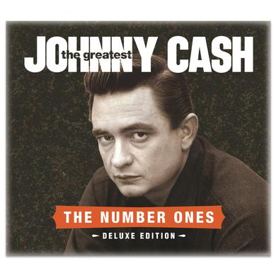Johnny Cash The Greatest (Deluxe CD+DVD Version) CD