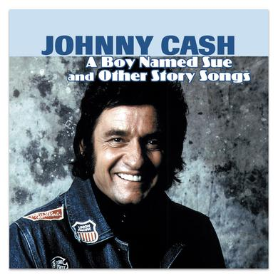 Johnny Cash A Boy Named Sue And Other Story Songs CD