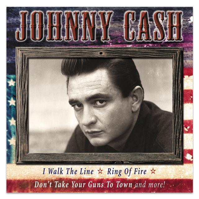 Johnny Cash All American Country CD