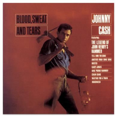 Johnny Cash Blood, Sweat & Tears CD