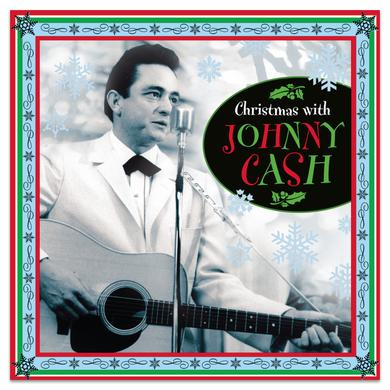 Christmas With Johnny Cash CD