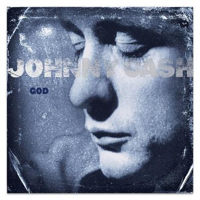 Johnny Cash God CD