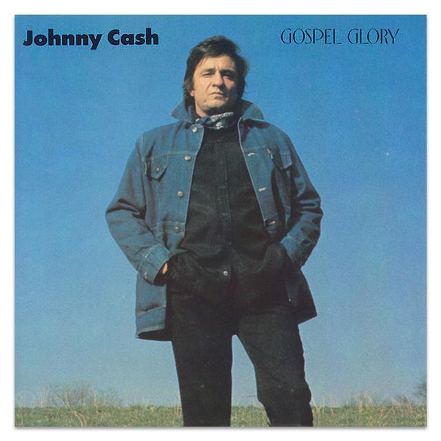 Johnny Cash Gospel Glory CD