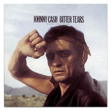 Johnny Cash Sings The Ballads Of The American Indian: Bitter Tears CD