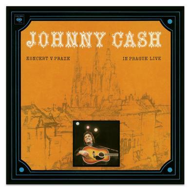 Johnny Cash Koncert V Praze CD