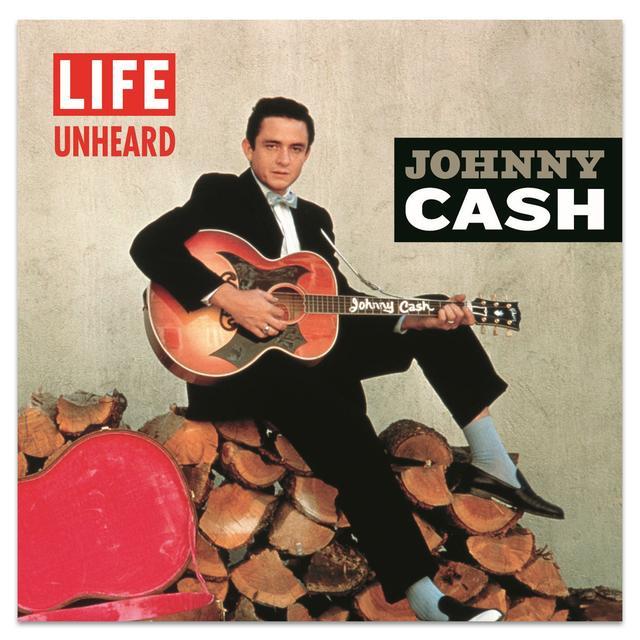 Johnny Cash Life Unheard CD