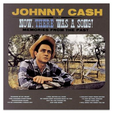 Johnny Cash Now, There Was A Song! CD